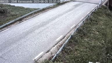 Webcam Karesuando, Kiruna, Lappland, Schweden