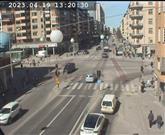 Götgatan-Ringvägen mot Medborgarplatsen