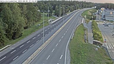 Webcam Mörtnäs, Värmdö, Uppland, Schweden