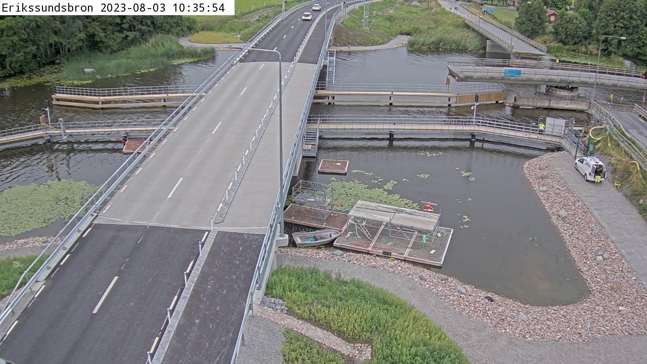 Webcam Erikssund, Sigtuna, Uppland, Schweden