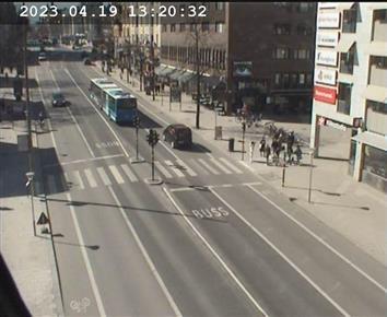 Webcam Stockholm, Stockholm, Södermanland, Schweden