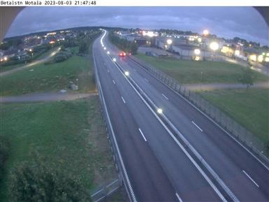Webcam Motala, Motala, Östergötland, Schweden