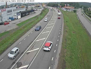 Trafikkamera - Söderköping