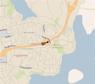 hägernäs karta Trafikkamera   Trafikplats Hägernäs   Trafiken.nu Stockholm hägernäs karta