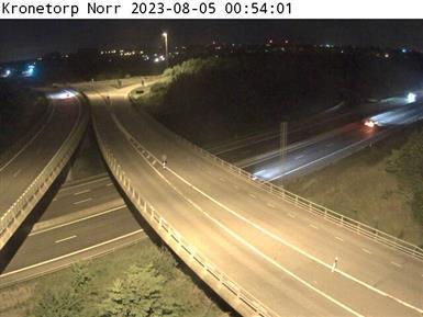 Trafikkamera - Malmö Yttre ringvägen
