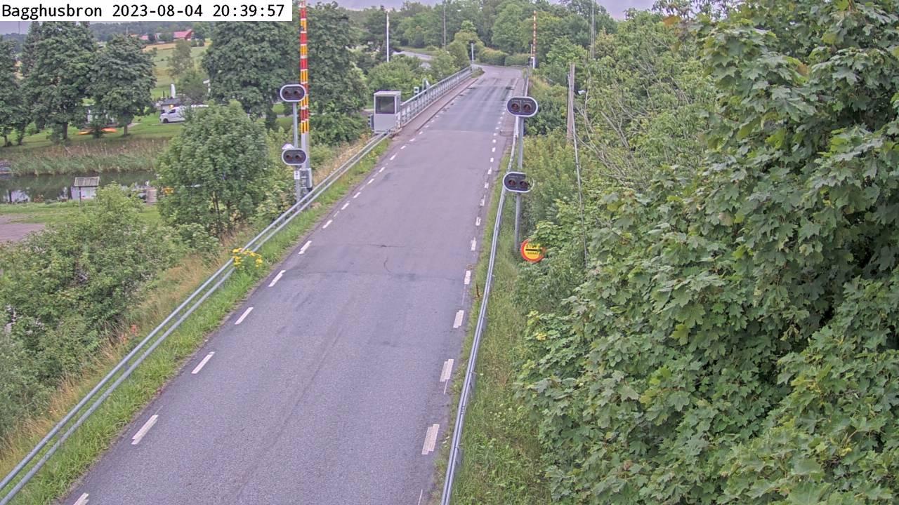 Webcam Gåsvik, Norrtälje, Uppland, Schweden