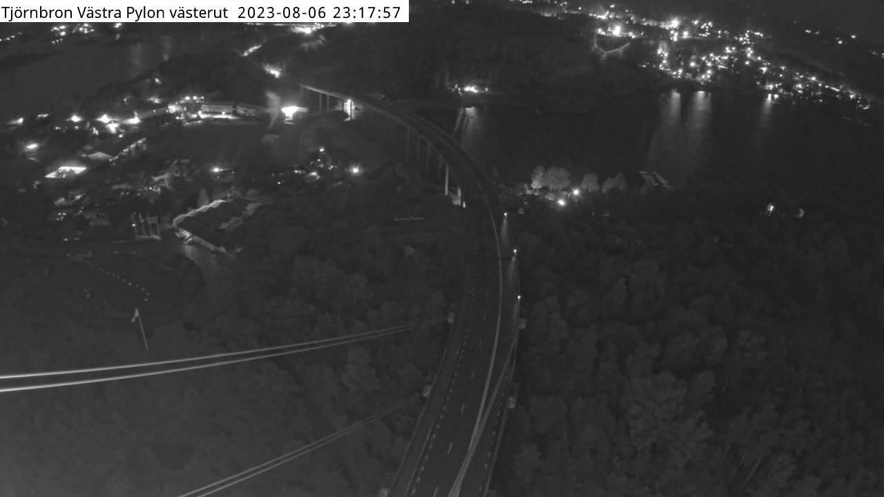 Tjörnbrons webbkamera